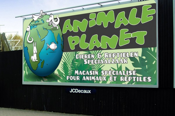 Animale Planet Banner