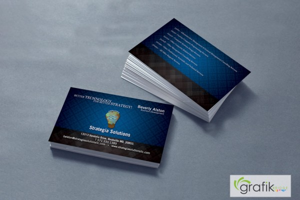 Strategia Solutions Cards